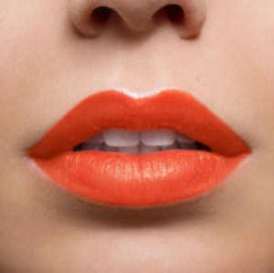 ORANGE RED (Rouge Intense)